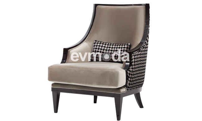Evmoda Mobilya - Bentley Art Deco Berjer