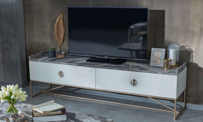 Evmoda Mobilya - Local Gold Modern Tv Ünitesi (1)